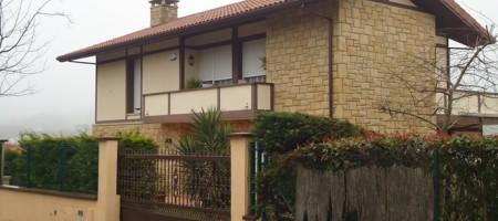 Estructura de hormigón para vivienda unifamiliar en Bakio
