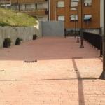 Renovación de la plaza Kurtxio en Bermeo