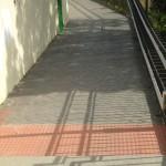Instalación de alumbrado público en Barrio Zarragoitxi en Bermeo